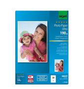 Inkjet-Fotopapier A4 IP-639 Ultra einseitig hochglänzend 180g 50 Blatt