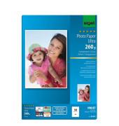 Inkjet-Fotopapier A4 IP-641 Ultra einseitig hochglänzend 260g 50 Blatt