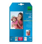 Inkjet-Fotopapier 10x15cm IP-656 Ultra einseitig hochglänzend 260g 72 Blatt