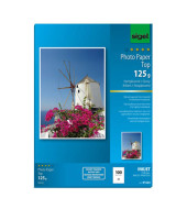 Inkjet-Fotopapier A4 IP-664 Top einseitig hochglänzend 125g 100 Blatt