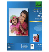 Inkjet-Fotopapier A4 IP-669 Ultra einseitig seidenmatt 180g 50 Blatt