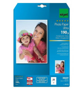 Inkjet-Fotopapier A4 IP-675 Ultra hochglänzend 180g 20 Blatt