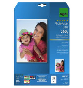 Inkjet-Fotopapier A4 IP-677 Ultra einseitig hochglänzend 260g 20 Blatt