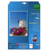 Inkjet-Fotopapier A4 IP-684 Top einseitig seidenmatt 190g 20 Blatt