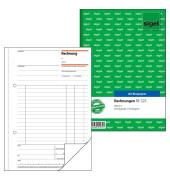 Rechnung RE525 A5 hoch 2x50 Blatt