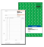 Rapport / Regie RP510 A5 hoch 100 Blatt