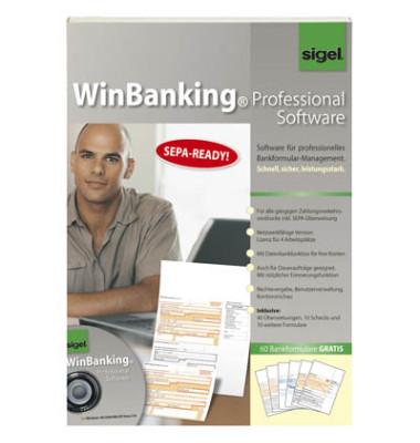 Software Win Banking CD-ROM Handbuch 60 Bankf.