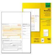 PC SEPA Überweisung A4 90g 100 Blatt ZV 570