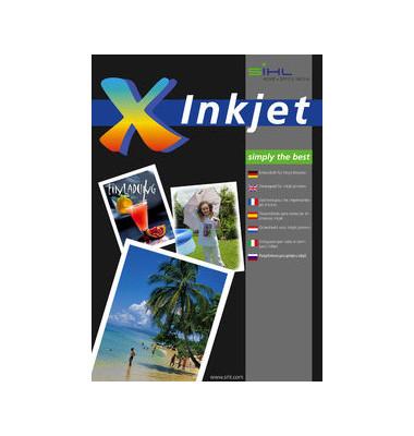 Inkjet-Fotopapier 10x15cm 0769 QuickDry glänzend 280g 50 Blatt