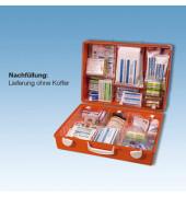 Nachfüllset für Erste-Hilfe-Koffer Hotel & Gastronomie DIN 13157