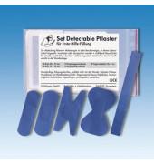 Nachfüllset Pflaster blau detektierbar 50 Stück