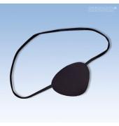 Augenklappe schwarz