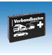 KFZ-Verbandkasten schwarz gefüllt DIN 13164