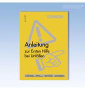 Erste-Hilfe-Anleitung Heft BGI 503 12-2006