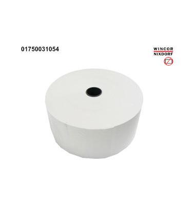 Thermorollen 80mm x 420m x 25,4mm ohne Steuermarke weiß 4er Pack