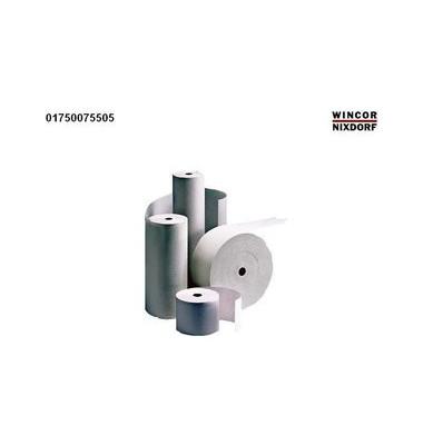 TSG-Kassenrollen 80mm x 80m x 12mm weiß