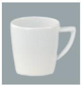 Espressotasse Premiere 100ml weiß Porzellan 6 Stück