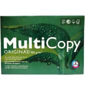 ORIGINAL A4 80g Kopierpapier weiß 2-fach gelocht 500 Blatt