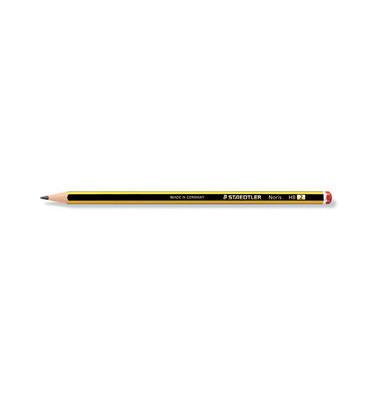 Bleistift Noris 120-3 schwarz/gelb H