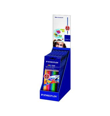 Buntstift Noris Club braun 3mm 12er-Karton
