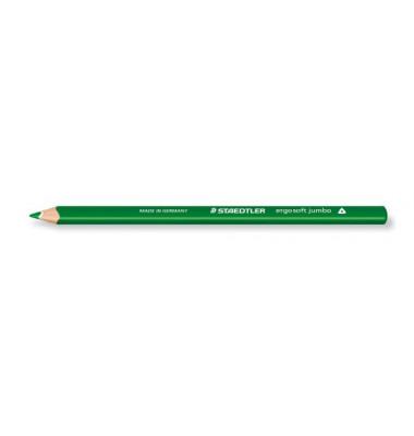 Buntstift ergosoft Jumbo grün 4mm Mine