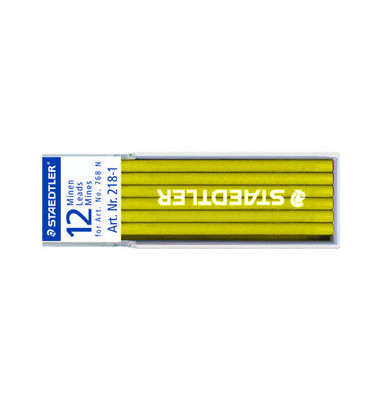 Omnichrom-Fettmine fuer 768N gelb Pancolor 12 St