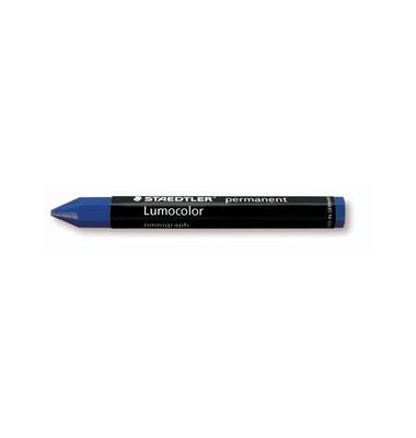 Omnigraph Universalkreide 113mm Ø12mm schwarz permanent
