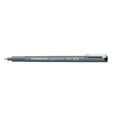 Pigment Fineliner schwarz 0,05mm