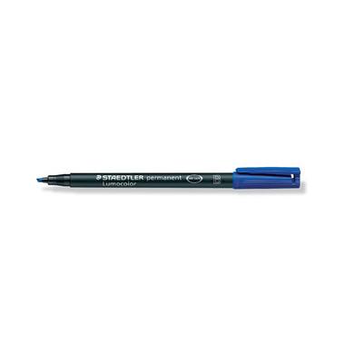 Folienstift 314 B blau 1,0-2,5 mm permanent
