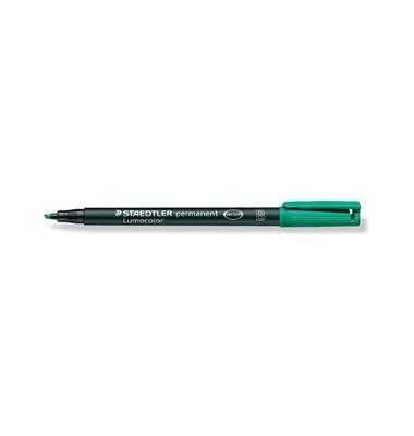 Folienstift 314 B grün 1,0-2,5 mm permanent