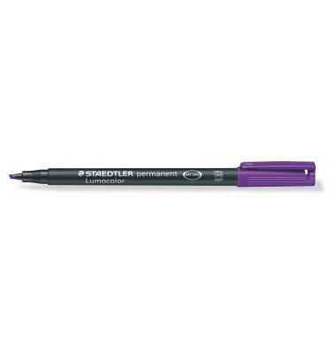 Folienstift 314 B violett 1,0-2,5 mm permanent