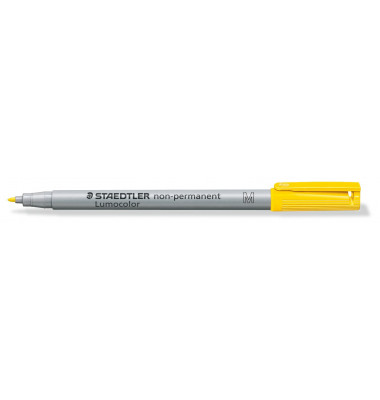 Folienstift 315 M gelb 1,0 mm non-permanent