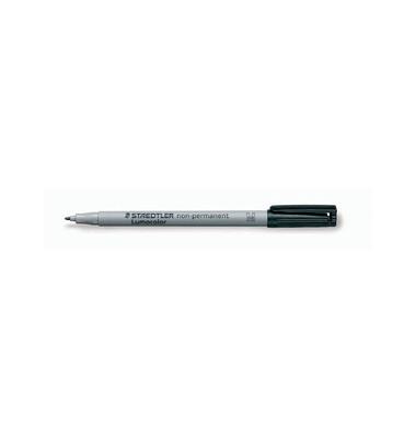 Folienstift 315 M schwarz 1,0 mm non-permanent
