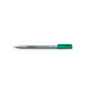 Folienstift F grün 0,6 mm