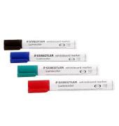 Boardmarker 351B 4er Etui farbig sortiert 2-5mm Keilspitze