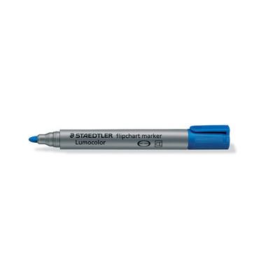 Flipchartmarker 356 blau 2mm Rundspitze