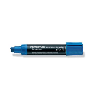 Permanentmarker 388 blau 2-10mm Keilspitze