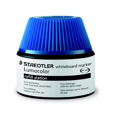 Nachfüllfarbe blau für Boardmarker 20ml