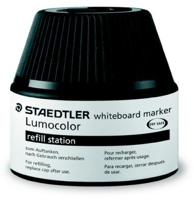 Nachfüllfarbe schwarz für Boardmarker 20ml
