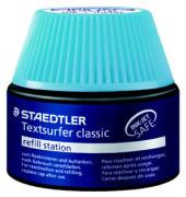 Nachfüllfarbe Textmarker blau für 34610 30 ml