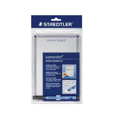 Memo Board Set Lumocolor A5 m.Stift
