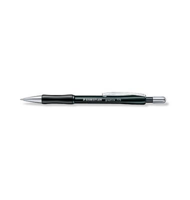 Druckbleistift Graphite 779 schwarz 0,7mm HB