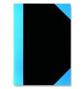 Chinakladde 29104 schwarz/blau A4 liniert 60g 96 Blatt 192 Seiten