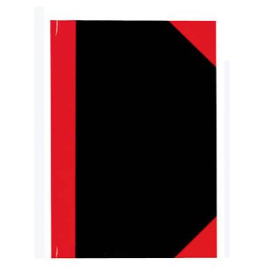 Chinakladde A5 kariert 96 Blatt 192 Seiten