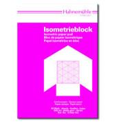 Isometrieblock A3 weiß/blau 80/85g 50 Blatt