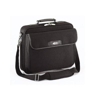Notebooktasche Notepac schwarz bis 15,4 Zoll
