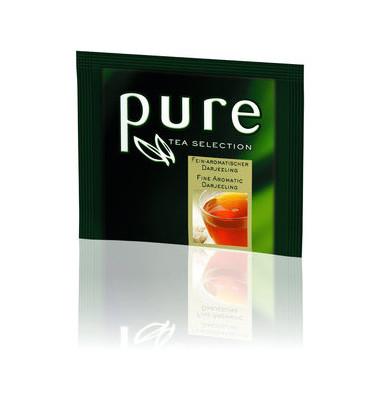 Pure Tea Schwarztee DARJEELING aromaversiegelt 25x 2,5g Beutel