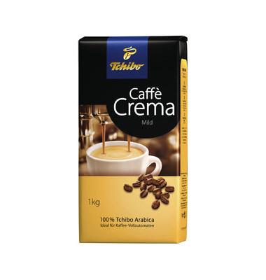 tchibo caffe crema mild ganze bohnen 1kg. Black Bedroom Furniture Sets. Home Design Ideas