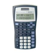 Taschenrechner TI-30X IIS 12-stellig schwarz