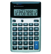 Taschenrechner TI-5018SV 12-stellig silber
